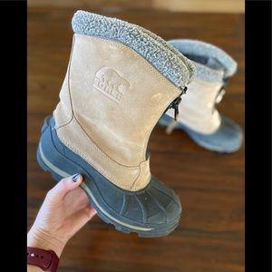 Sorel Ellesmere II Winter Boots size 8